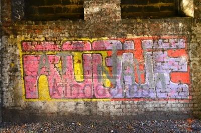 Rogue Graffiti