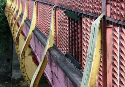 Pastel Bridge, Bristol Temple Meads