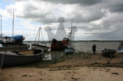 All Washed Up, Mersea Island, Essex