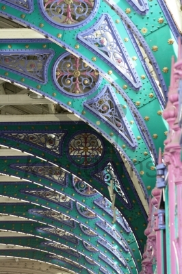Colours At Smithfield Market