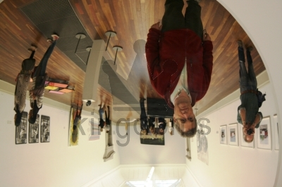 Upside Down Art Lover