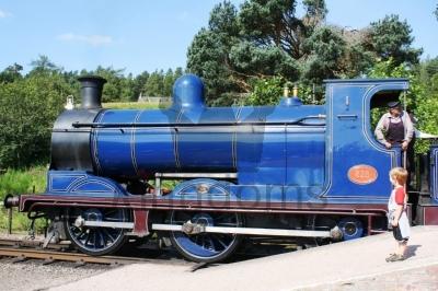 One Boy Dreams, Strathspey Steam Railway
