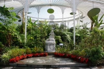The Glasshouse, Glasgow Botanical Gardens